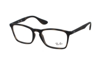 Ray-Ban RX7045 5365 Brille in rubber havana