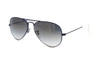 Ray-Ban Aviator Large Metal RB 3025 087/32  Sonnenbrille in lila