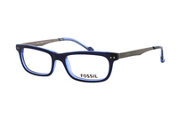 FOSSIL Byron OF 2090 400 Brille in blau