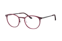 Humphrey's 581031 50 Brille in rot transparent