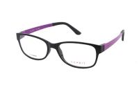 ESPRIT ET17445 538 Brille in schwarz/lila