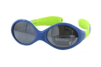 Julbo Junior Looping 2 J332112C SP4 Sonnenbrille in blau / anis
