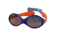 Julbo Junior Looping 2 J3321112C SP3CF Sonnenbrille in blau / orange