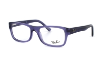Ray-Ban RX5268 5122 Brille in purple/transparent