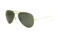 Ray-Ban Aviator Large Metal RB 3025 L0205 Sonnenbrille in gold