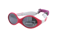 Julbo Junior Looping 2 J3322318C SP4 Sonnenbrille in fuchsia / grau