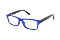Megabrille Modell CP178E Brille in blau/schwarz