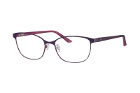 Humphrey's 582238 50 Brille in violett/pink