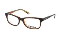 Superdry SD 15002 194 Brille in schwarz/braun transparent