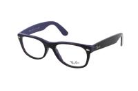 Ray-Ban New Wayfarer RX5184 5215 Brille in dark brown