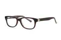 Megabrille Modell A165A Brille in braun