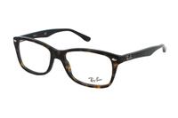 Ray-Ban RX5228 2012 Brille in dark havana