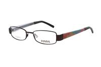 FOSSIL Abilene OFW1213 200 Brille in braun