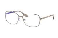 Marc O'Polo 500019 60 Brille in beige/braun