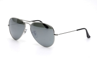 Ray-Ban Aviator Large Metal RB 3025 W3277 Sonnenbrille in silver