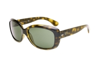 Ray-Ban Jackie Ohh RB 4101 710 Sonnenbrille in light havana