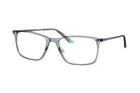 Humphrey's 581037 30 Brille in grau transparent