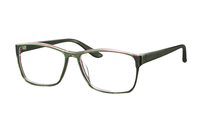 Marc O'Polo 503071 40 Brille in grün/transparent