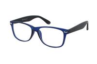 Megabrille Modell CP169F Brille in schwarz/blau