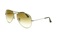 Ray-Ban Aviator Large Metal RB 3025 004/51 Sonnenbrille in gunmetal
