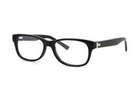 Megabrille Modell A165 Brille in schwarz