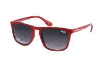 Superdry SDS Shockwave 160 Sonnenbrille in rot