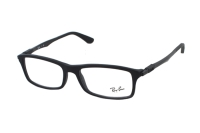 Ray-Ban RX7017 5196 Brille in matte black