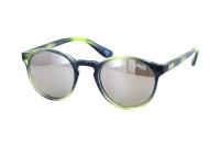 Superdry SDS Sakuru 114 Sonnenbrille in gelb/blau