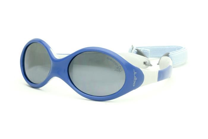 Julbo Junior Looping 3 J349112C SP4 Sonnenbrille in blau / grau 45/15 NNaBYP9cp