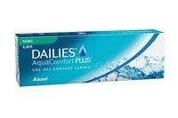 Alcon DAILIES Aqua Comfort Plus Toric 30er Box - Tageslinsen