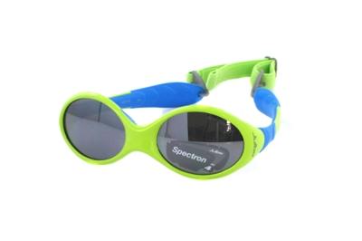 Julbo Junior Looping 2 J332112C SP4 Sonnenbrille in blau / anis 42/14 SVr5H5
