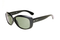 Ray-Ban Jackie Ohh RB 4101 601 Sonnenbrille in black