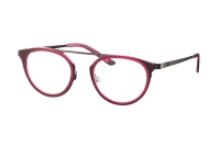 Humphrey's 581041 50 Brille in rot/gun