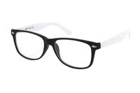 Megabrille Modell CP169D Brille in schwarz/weiss