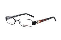 FOSSIL Abilene OFW1213 001 Brille in schwarz