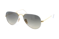Ray-Ban Aviator Full Color RB 3025JM 146/32 Sonnenbrille in shiny gold
