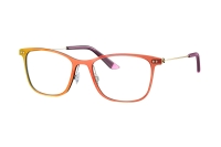 Humphrey's 581023 50 Brille in rot