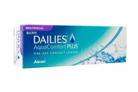 Alcon DAILIES Aqua Comfort Plus Multifocal 90er Box - Tageslinsen