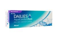 Alcon DAILIES Aqua Comfort Plus Multifocal 30er Box - Tageslinsen