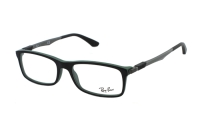 Ray-Ban RX7017 5197 Brille in top black on green