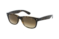 Ray-Ban New Wayfarer RB 2132 710/51 Sonnenbrille in light havana