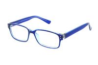 Megabrille Modell CP188A Brille in transparent/blau