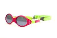 Julbo Junior Looping 1 J189119C SP4 Sonnenbrille in fuchsia / anis