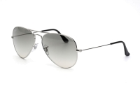 Ray-Ban Aviator Large Metal RB 3025 003/32 Sonnenbrille in silver