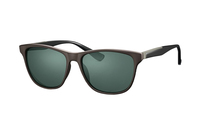 OCEANBLUE 825133 30 Sonnenbrille in grau matt