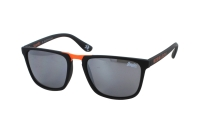 Superdry SDS Aftershock 199 Sonnenbrille in schwarz/orange